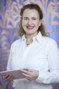 Dermatologin Dr. Elvira Göller